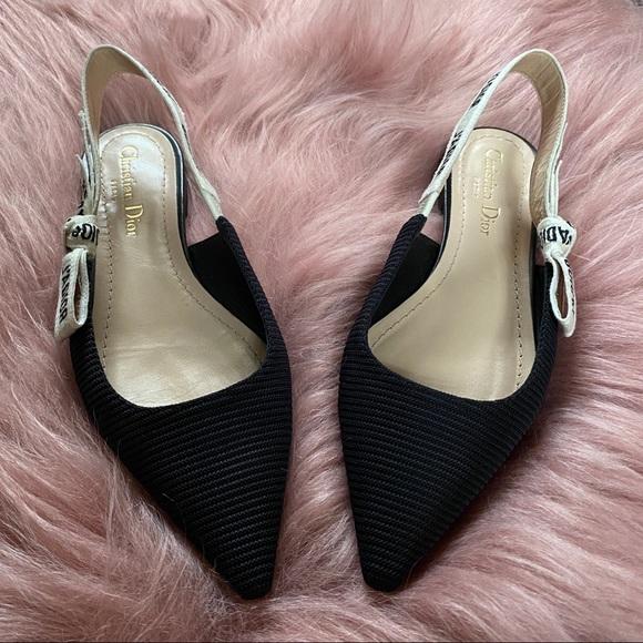 Dior Shoes - 🖤Like New Dior Flats